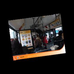 Reklame u autobusima 2010.