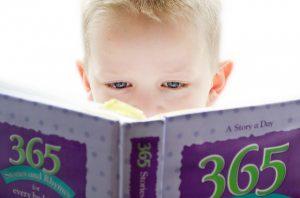 Čitanje - Dečak koji čita