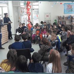 "Biblioteka ,,Filip Višnjić"", Beograd, februar 2019."