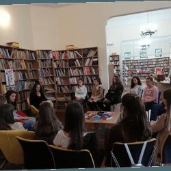 "Dečja biblioteka ,,Čika Jova Zmaj"", Beograd, maj 2019."