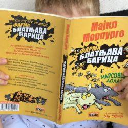 """Prva knjiga za samostalno čitanje – Farma ,,Blatnjava barica"""""""