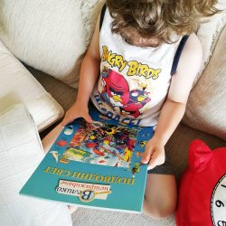 Kosta voli knjige